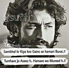 Awesome Sanjana V Singh Enemies Quotes, Sarcasm Quotes, Status Quotes, Life Quotes, Good Boy Quotes, Attitude Quotes For Boys, My Attitude, Desi Quotes, Hindi Quotes
