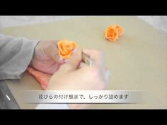 use a small roll of batting to hold open petals. Dye/paint batting at the same as the petal fabric. Video uses preserved flowers, but I should work for silk.