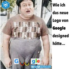 Lustiges neues Logo von Google - New Google logo - funny fail