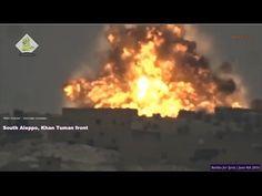 Guerra na Síria - Batalhas de 4 de junho de 2016 l Front Sul de Aleppo