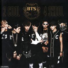 2 COOL 4 SKOOL #방탄소년단 ♡