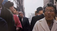 A great little documentary on Joel Meyerowitz talking about his early street photography and career.