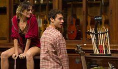 """.: Entrevista com Deborah Secco sobre o filme """"Boa Sorte"""" http://www.resenhando.com/2014/12/entrevista-com-deborah-secco-sobre-o.html"""