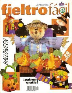 Fieltro Facil 2002 n19 - REVISTAS DIVERSAS - Picasa Web Albümleri