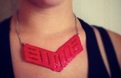 Plastic Fantastic red by Jannieel on Etsy, kr150.00