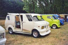 Custom Bedford UK:
