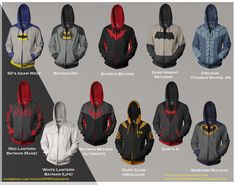 Hoodie Concepts by prathik on deviantART