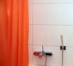 DUSCHVORHANG orange 9,90€