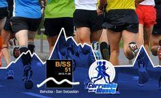 Calentando motores para la Behobia 2015 #correr #carreras #running #behobia
