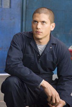 Wentworth Miller. I seriously love Prison Break. So much...