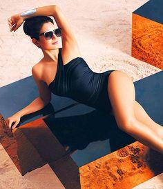 Ameesha Patel in Glam Star sunglasses ad #Bollywood #Fashion