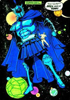 Wonder Woman foe Ares Greek God of War Women Villains, Dr Fate, Ocean Master, Son Of Zeus, Black Manta, Alucard, Marvel Fan, God Of War, Greek Gods