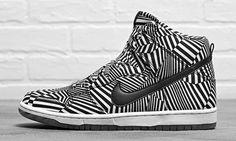 Nike SB Dazzle Collection