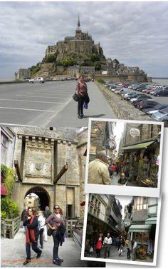 Mont-Saint-Michel (France)