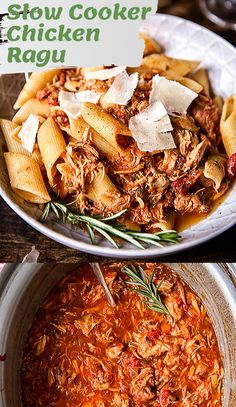 Wouldnt you want to come home and to find that the house smells of this amazing Venetian Chicken Ragu? All you need is to load up your slow cooker and press ON! Bulgarian Recipes, Best Italian Recipes, Best Chicken Recipes, Slow Cooker Recipes, Crockpot Recipes, Cooking Recipes, Delicious Recipes, All You Need Is, Gambian Food