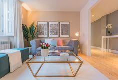 HomeSelect - Blanca de Navarra I Chamberi, Madrid Luxury Apartments, Flats, Kitchens, Trends