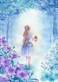 เปลี่ยนหน้าจอโทรศัพท์ให้ดูชวนฝันด้วย 20 วอลเปเปอร์ Alice In Wonderland สุดอัศจรรย์กันเถอะ! รูปที่ 1