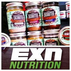 Find us in EXN Nutrition! @sweetspreads