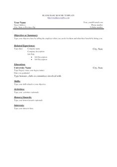 Image Result For Resume Example 16