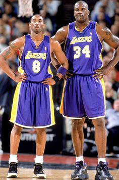 When Kobe was good and Shaq was at his greatest maybe one of the best duos  of ALL TIME e3db11cd4