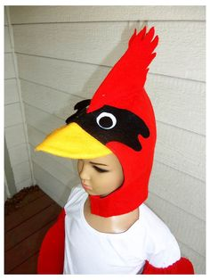 Adorable Children's Bird Costume Cardinal Blue by ShowcaseCostumes