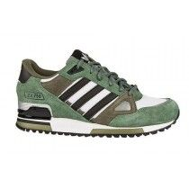 the latest bf37c ef518 Trainers Pour Femme Adidas ZX 750 Pierre Verte Olive Obsidienne Blanc Noir  - 2f4UU