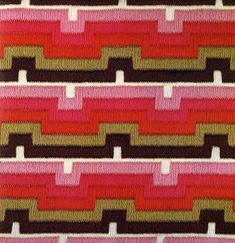 Cathy of California: Geometric needlepoint