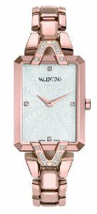Women`s watch - photo Valentino Watches, Gold And Silver Watch, Vintage Watches Women, Cute Watches, Watch Photo, Accessorize Bags, Valentino Women, Beautiful Watches, Square Watch