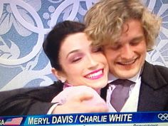 Happy Meryl and Charlie