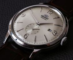 7060ae642b8 Orient Bambino Small Seconds (SS) Review  The Best Affordable Dress Watch  Just Got