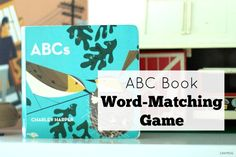When my kids are preschool age we reinforce pre-reading skills. This pre-reading skills activity turns an ABC book into hands-on learning.