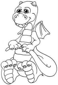 Beccy's Place: Baby Dragon