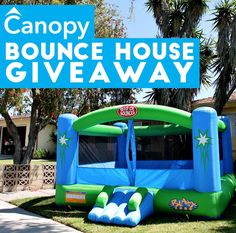 Have you ever wanted your personal bounce house?! Here is your chance! --- Link in bio.