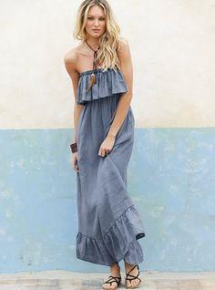 Long-blue-summer-dresses