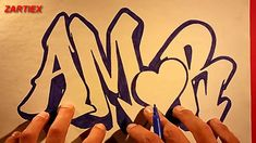Como hacer letras 3d dibujos de amor bonitos faciles para regalar a mi novia: FACEBOOK: https://www.facebook.com/ArteZartiex/ TWITTER: https://twitter.com/Zartiex YOUTUBE: http://www.youtube.com/user/zartiex?sub_confirmation=1 INSTAGRAM: https://www.instagram.com/zartiex/ DEVIANTART: http://zartiex.deviantart.com/ BLOGGER  http://zartiex.blogspot.com/ PINTEREST https://www.pinterest.com/Zartiex/
