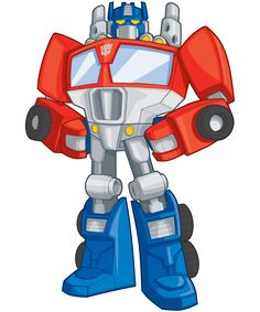 Transformers Rescue Bots   Discovery Kids