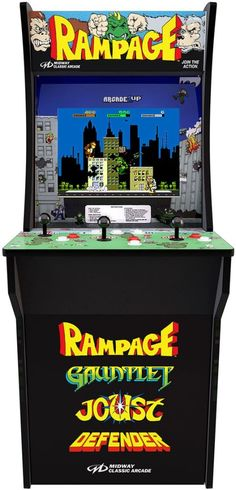 15 Best Arcade1Up images in 2019 | Arcade games, Arcade