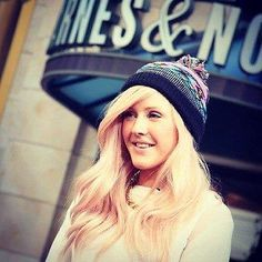 Ellie Goulding.. The hair I dream of every morning