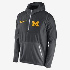 Nike College Vapor Fly Rush (Michigan) Men's Football Jacket