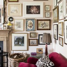 I recently came across more photos of Rita Konig'scharming London home (remember this glimpse?) and had to share them with you. Published by The Cut and The Gloss, the smartly renovated flat (it was originally two separate apartments) is full of vintage art and antique treasures. Rita shares the home with her husband, author Philip …