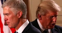 HOLY HELL! Neil Gorsuch Just Got BAD News- Trump Is TICKED Off