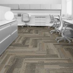 Reclaim Summary Commercial Carpet Tile Interface