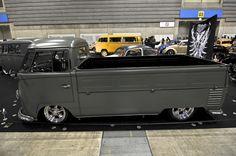 VW single cab type 2 kombi