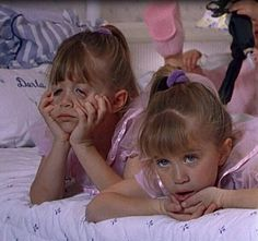 Bad Girl Aesthetic, Pink Aesthetic, Funny Reaction Pictures, Olsen Twins, Emotion, Photo Wall Collage, Full House, Mood Pics, Mood Quotes
