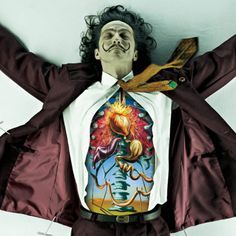 Dissected - Dali, by DDB Brazil for the Museu de Arte de São Paulo (MASP) Art School
