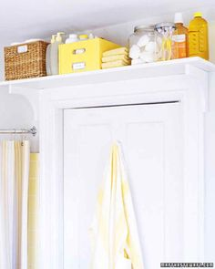 Declutter Your Bathroom: 12 Extremely Easy Tips