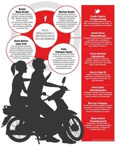 La falta de regulación a motociclistas en los barrios de Medellín y Bello, preocupa a los ciudadanos que ven un factor de peligro en la movilidad irresponsable.
