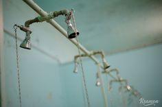 The infamous Roubaix showers