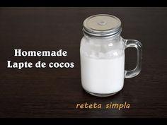 CUM FACEM LAPTE DE COCOS-MAKING COCONUT MILK - YouTube