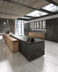 Made By SnaideroUSA Exclusively For The Americas. #kitchen #kitchendesign  #interiordesign #homedesign #moderndesign #modernkitchen #madeinitaly # ...